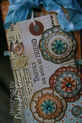Iris Garden: Inspiration Emporium May Challenge ~ Packaging