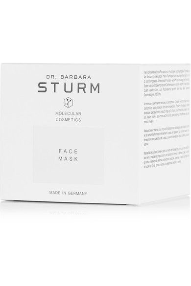 Instructions For Use Smooth Generously Over The Face And