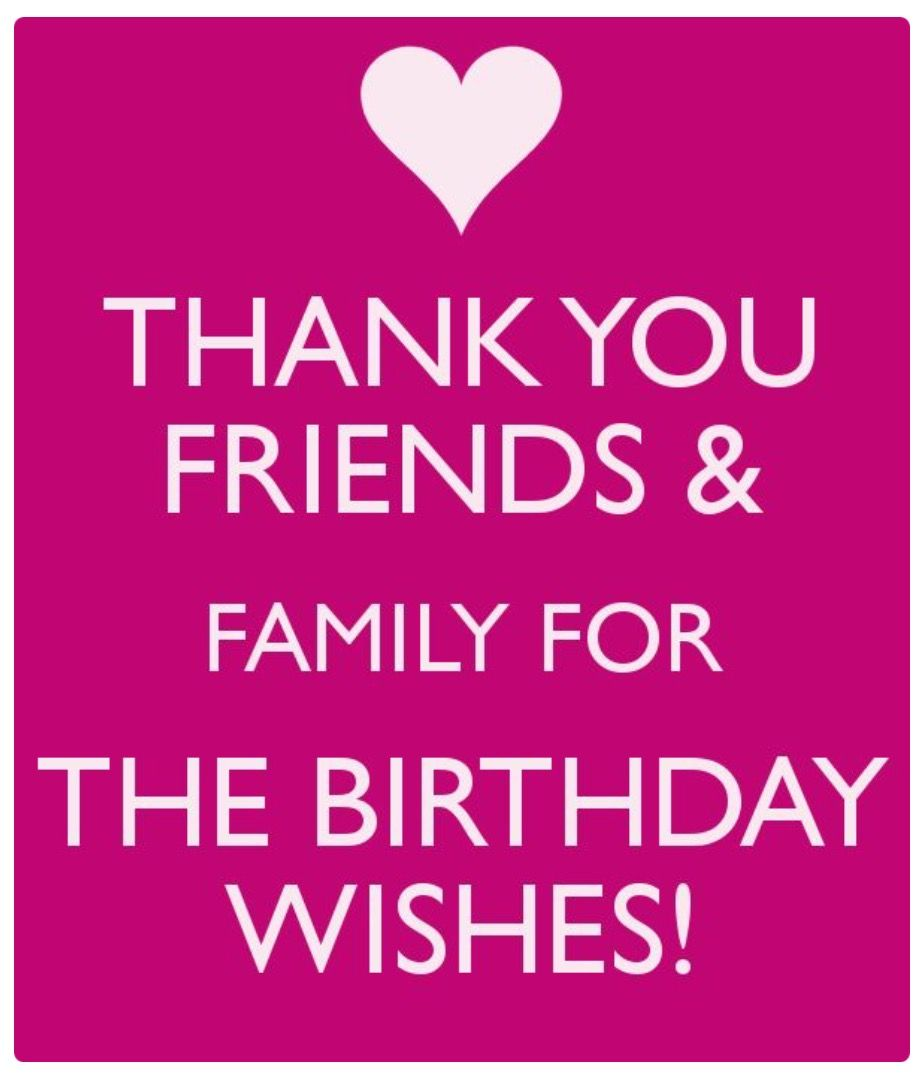 Pin by paulette adamski on birthday wishes pinterest birthdays thank you to everyone for all the birthday wishes i had an amazing celebration i am one blessed and lucky woman you all hold a special place in my kristyandbryce Gallery