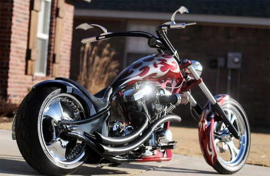 Custom Chopper Build | Best Motorcycles | Totally Rad Choppers