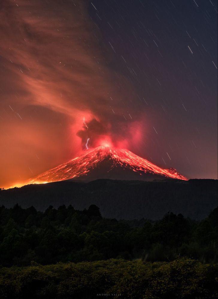 28 marzo 2019 Volcán Popocatépetl   Popocatépetl, Sky ...
