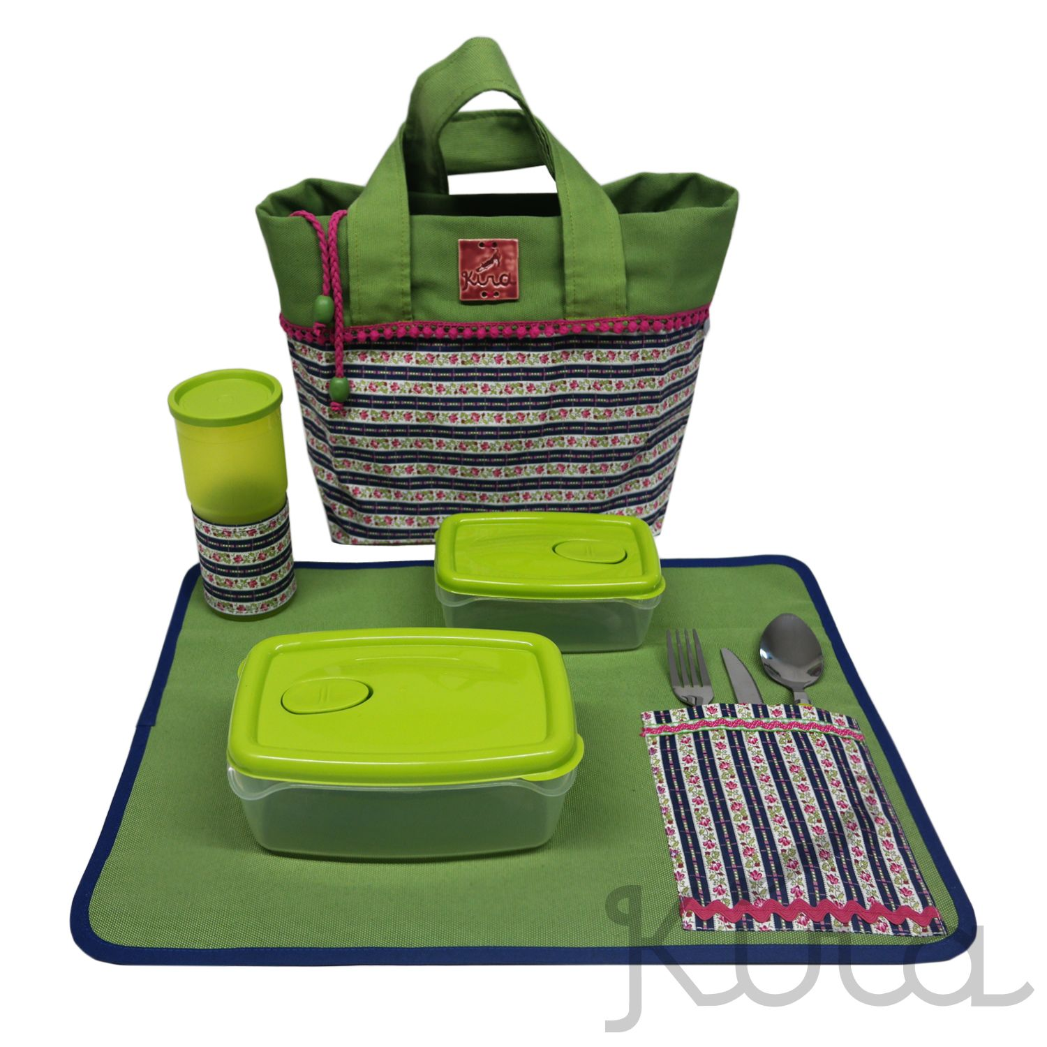 Lancheira Termica -Termic Lunch Bag https://www.facebook.com ...