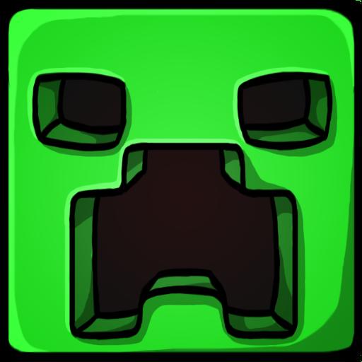 Free Miecraft Svg Files Creeper Icon Minecraft Creeper