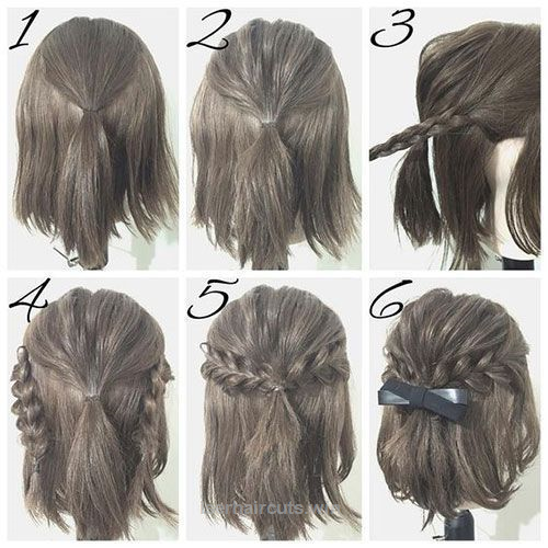 Prom Hairstyles For Short Hair Nifflerelmtumbl  Haircuts Hair Style And Short Curly Updo