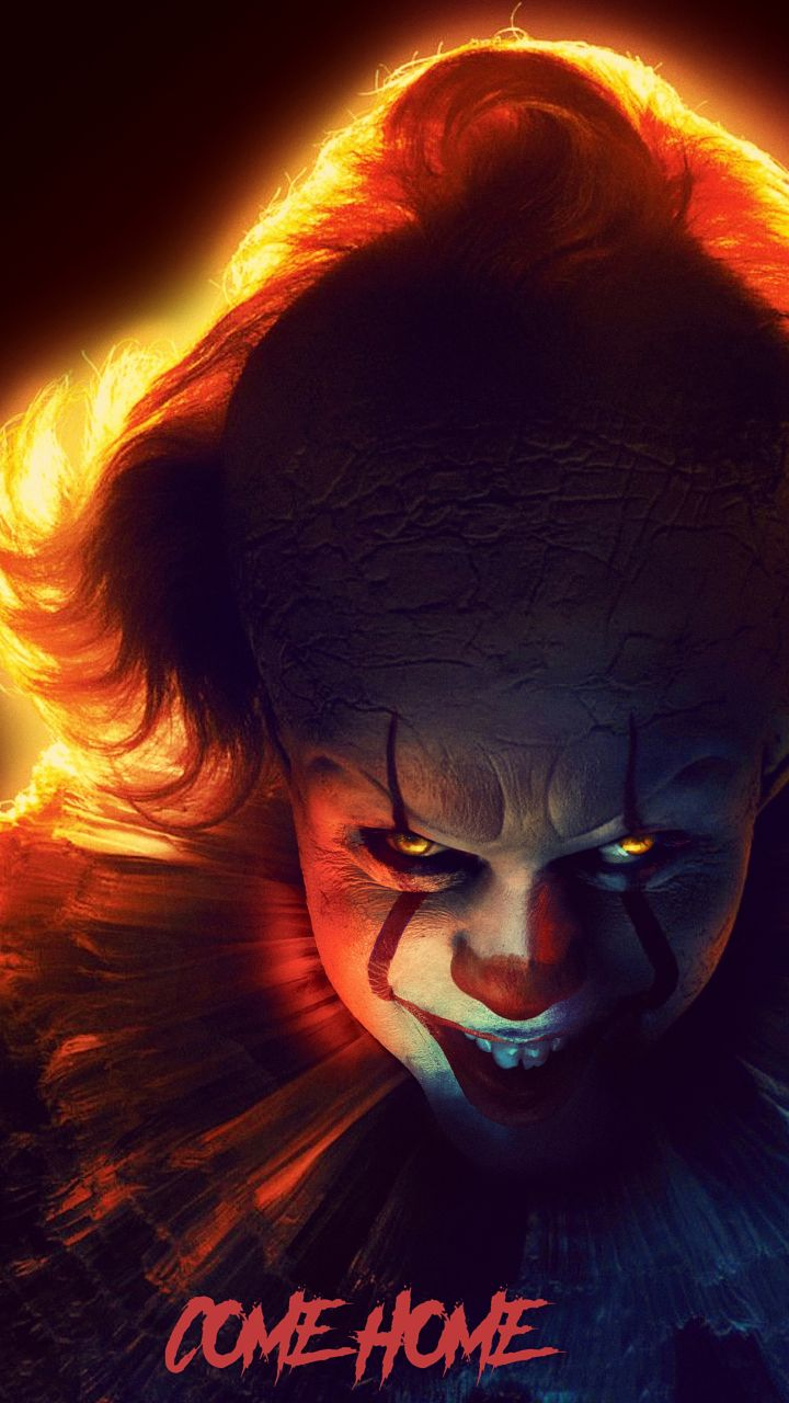 IT Chapter 2 Pennywise 2019 Wallpapers Scary wallpaper