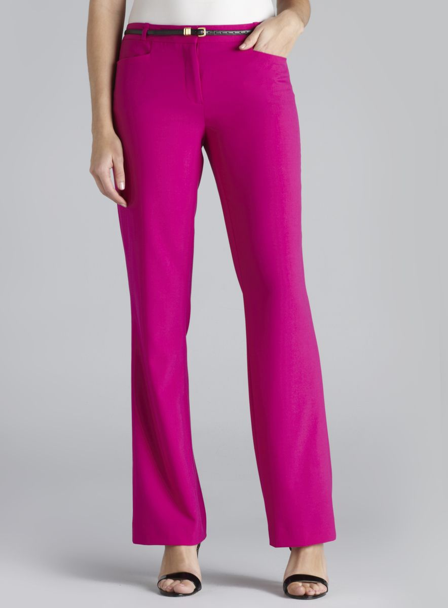 $49.99 Belted Modern Fit Pants
