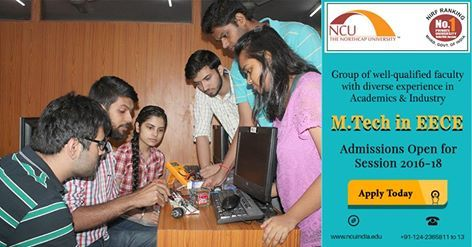 7 Days To Go Join M Tech In Eece With Specialization In Ece And