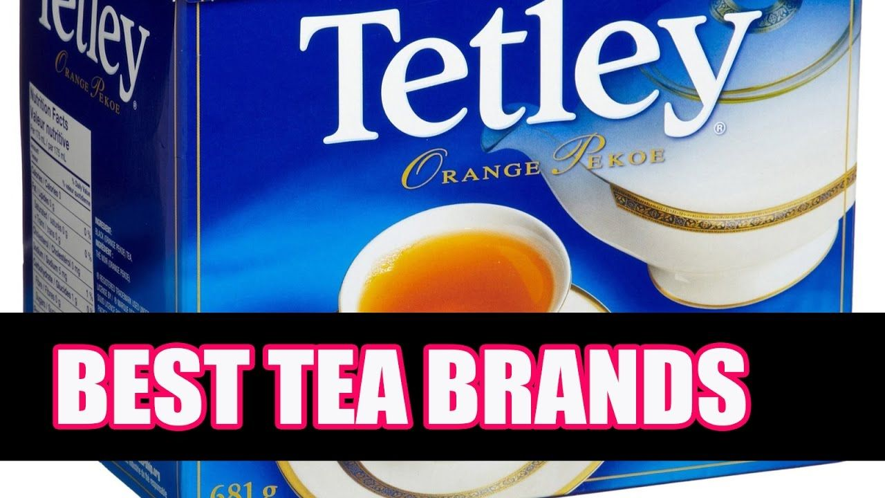 BEST  10 TEA BRANDS IN THE WORLD https://youtu.be/HZ9Gj7V3v9k