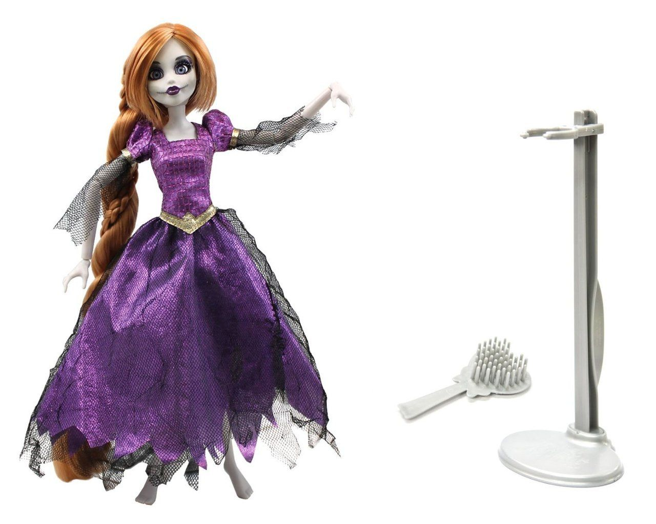 Bentzen Toys - Once Upon a Zombie Rapunzel Doll, £16.99 (http://www.bentzentoys.co.uk/once-upon-a-zombie-rapunzel-doll/)