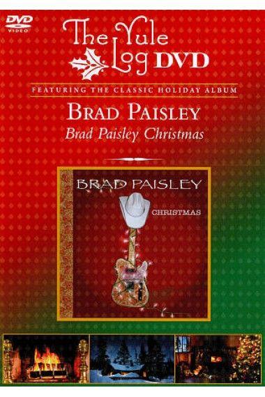 Brad Paisley Christmas.Brad Paisley Christmas The Yule Log Edition At Video