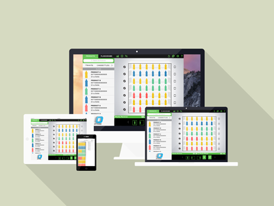 planogram software for many devices and platforms | Product