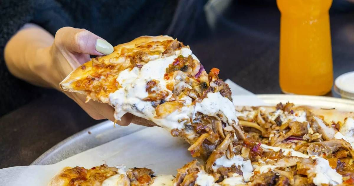 The Best Late Night Pizza In Toronto The Best Late Night Pizza In Toronto Is More Than Just Dough And Sauce It Can Be Late Night Pizza Halal Recipes Food