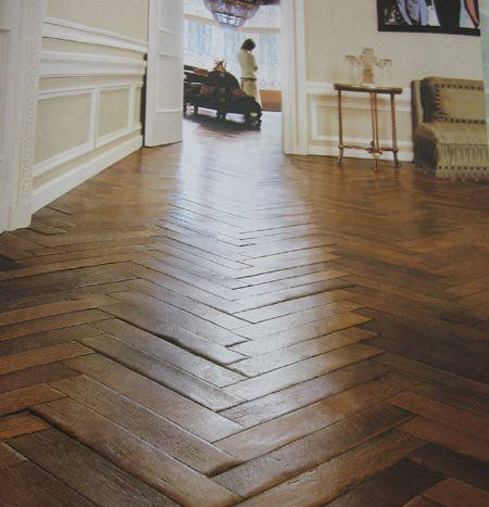 Good Questions: Tung Oil for Wood Floors? - Good Questions: Tung Oil For Wood Floors? Stains, Ceilings And