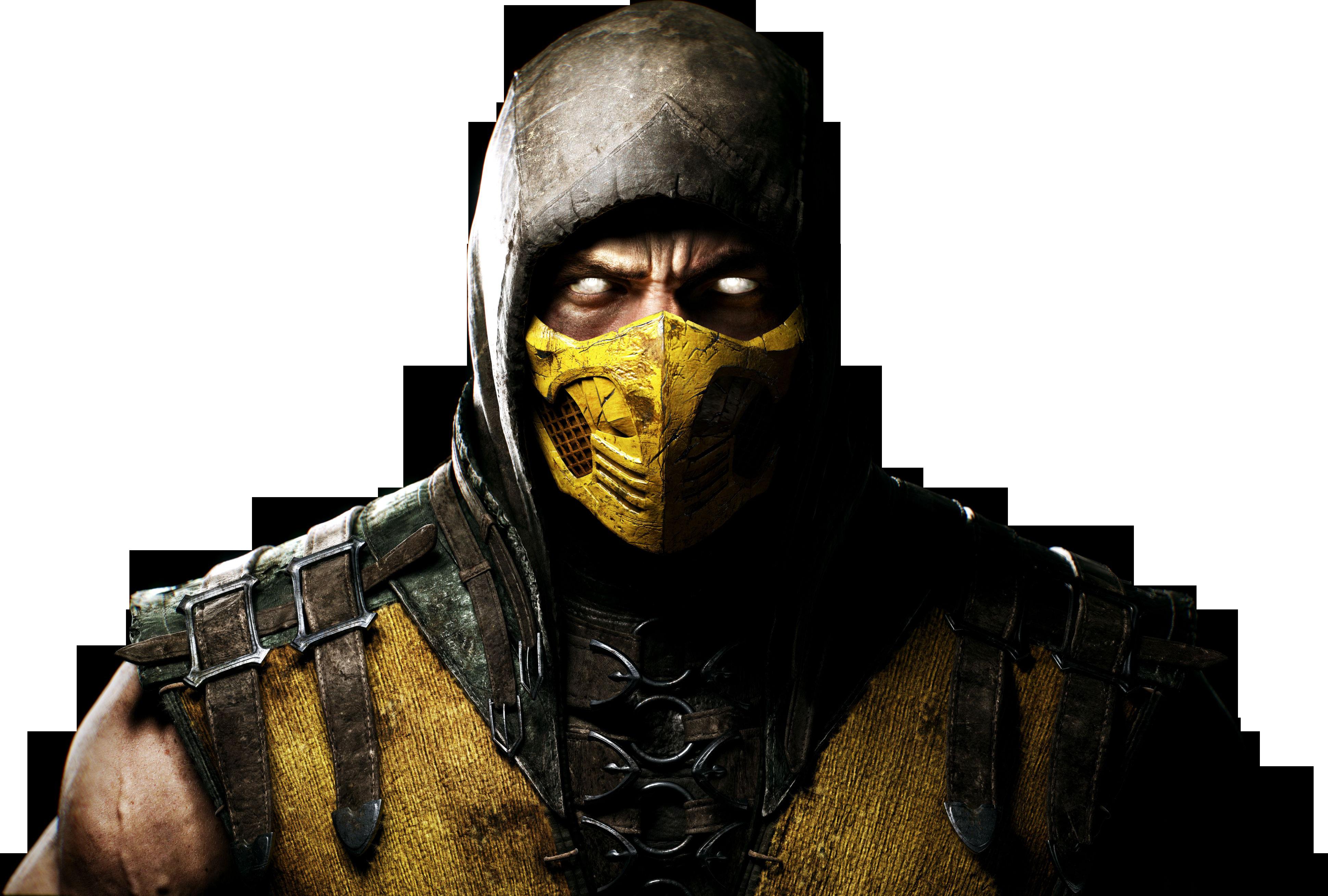 Categorycharacters Mortal Kombat Wiki Mortal Kombat X Scorpion Png Transparent Png Mortal Kombat X Scorpion Mortal Kombat Mortal Kombat X