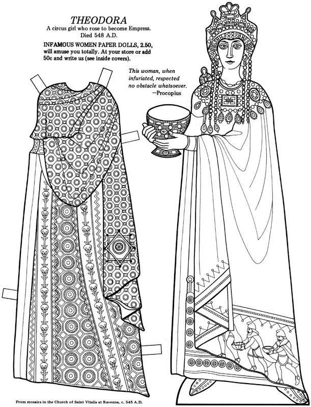 Great Women Coloring Paper Dolls Paper Dolls Vintage Paper Dolls Paper Crafts Origami