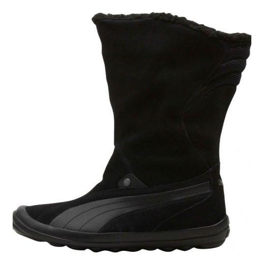 e12b9dd7dcc Puma Zooney Mid Boot Winter black | Puma - Дамски Маратонки и Кецове ...