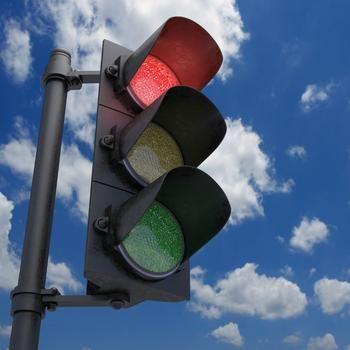 Are governments trying to make you run a red light?