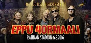 Suomenparhaat 2016!: Eput 40 v. Majoituspaketti