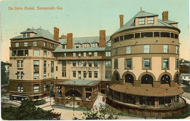 De Soto Hotel Savannah Ga Savannah Chat Savannah Ga Hotels Visit Savannah