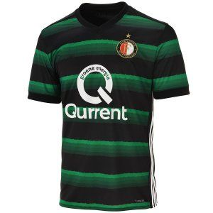 Feyenoord 2017-18 Season Away Green Jersey Shirt [K253] | cheap ...