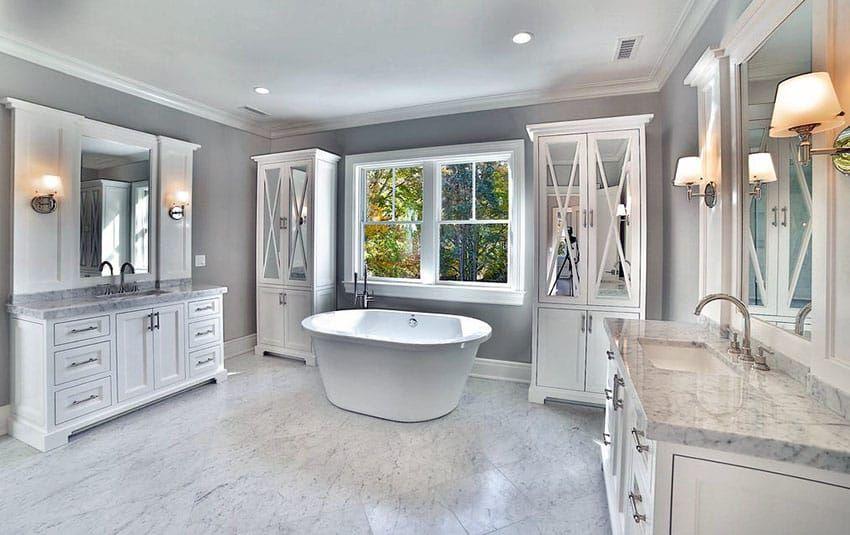Bathroom Remodel Ideas Ultimate Guide Designing Idea In 2020 Bathrooms Remodel Trendy Bathroom Tiles Small Bathroom Remodel