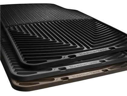 Weathertech W165co Weathertech All Weather Floor Mats Cocoa Front