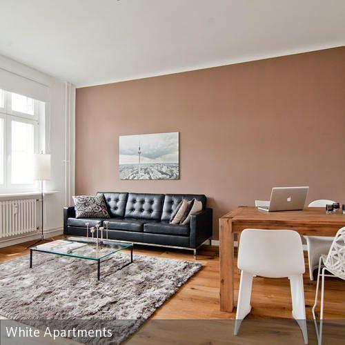 2 Zimmer Wohnung Friedrichshain Apartment Farbgestaltung