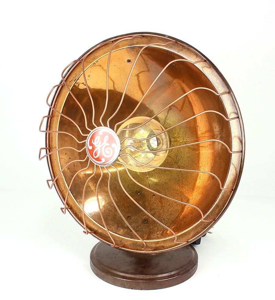 Radiant Heater Re-purposed Light
