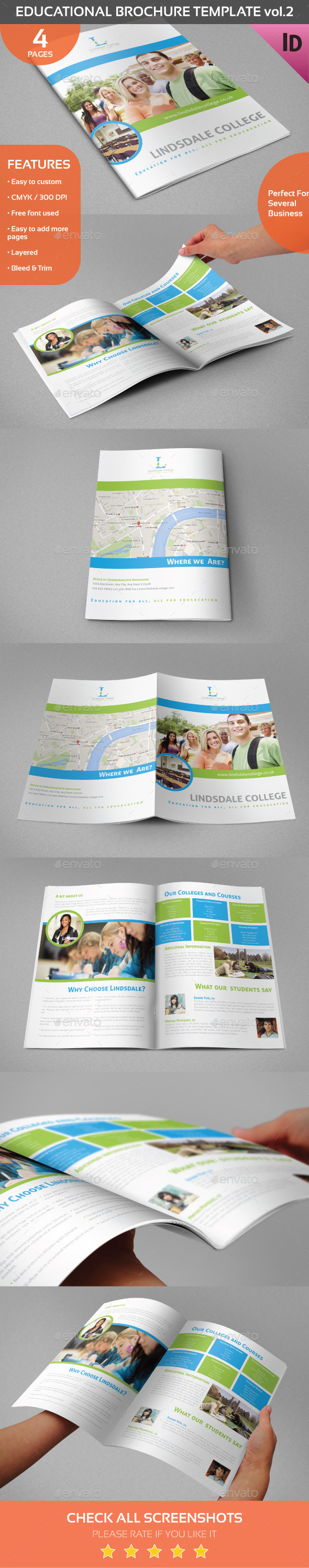 teaching brochures