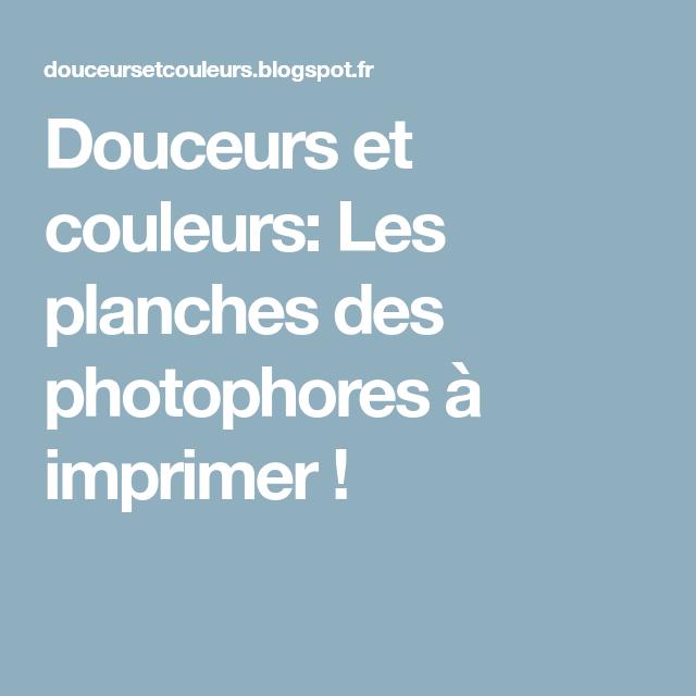 Douceurs et couleurs: Les planches des photophores à imprimer !
