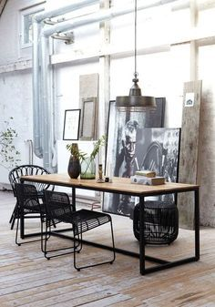 industrial office decor. Industrial Style Decorating - Google Search Office Decor