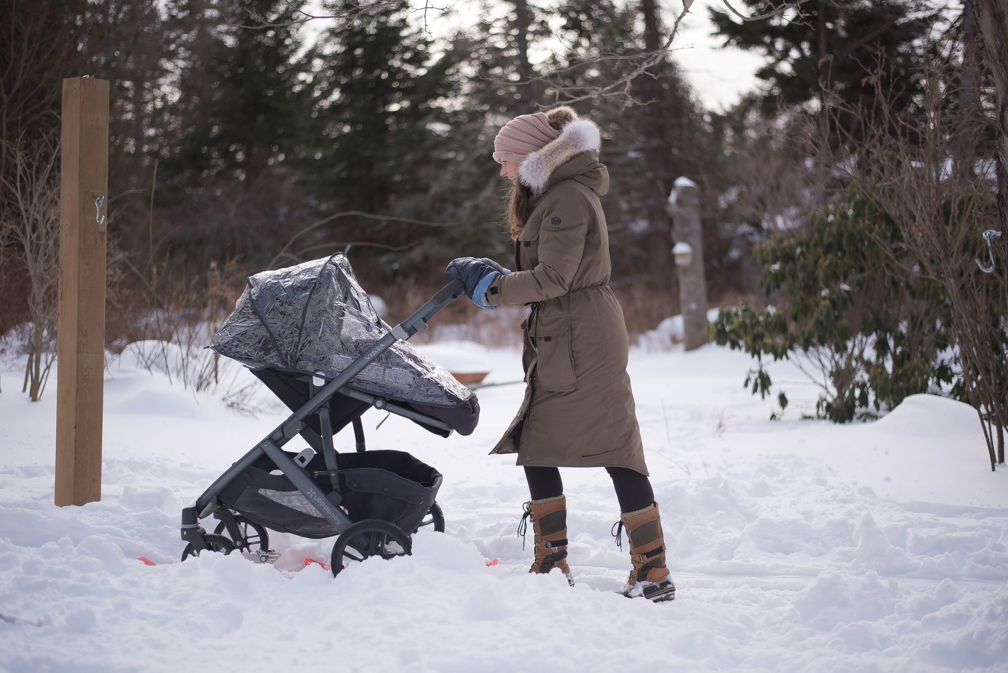 My Top 5 Items To Make Your Stroller Winter Friendly