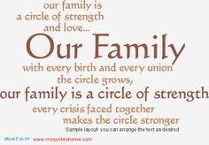 inspirational quotes about family -