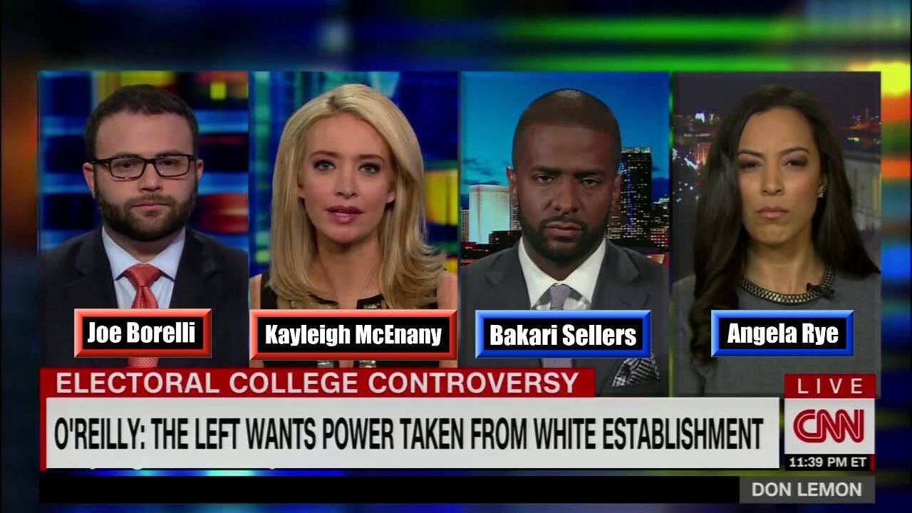 Getting Rid Of The Electoral College Electoral College Kayleigh Mcenany Trump Supporters