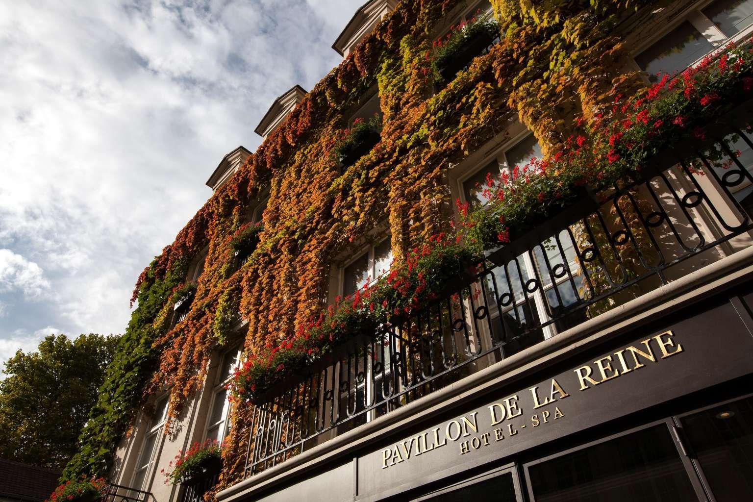 Hotel Pavillon De La Reine Paris L