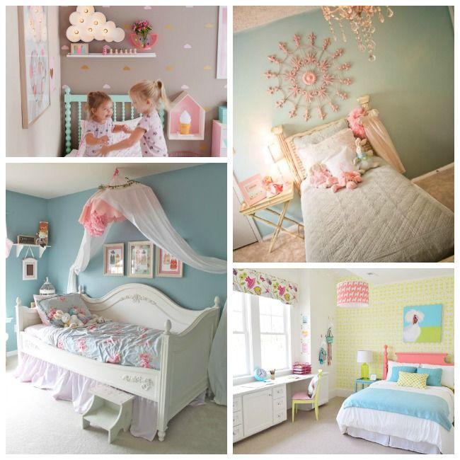 15 Gorgeous Little Girl Bedroom Ideas