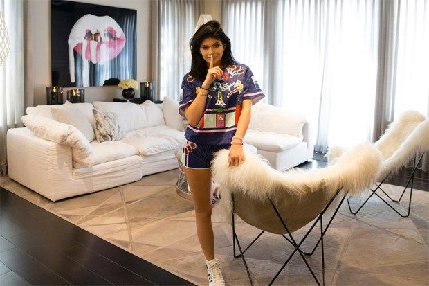 Kylie Jenner House Tour Mansion Home Photo Jenners Rooms Bedroom Kendall
