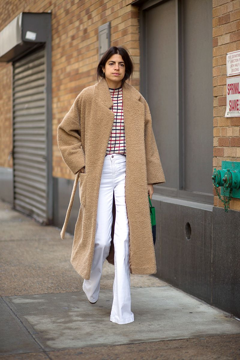 The Big Chill: Street Style at New York Fashion Week | S T ...