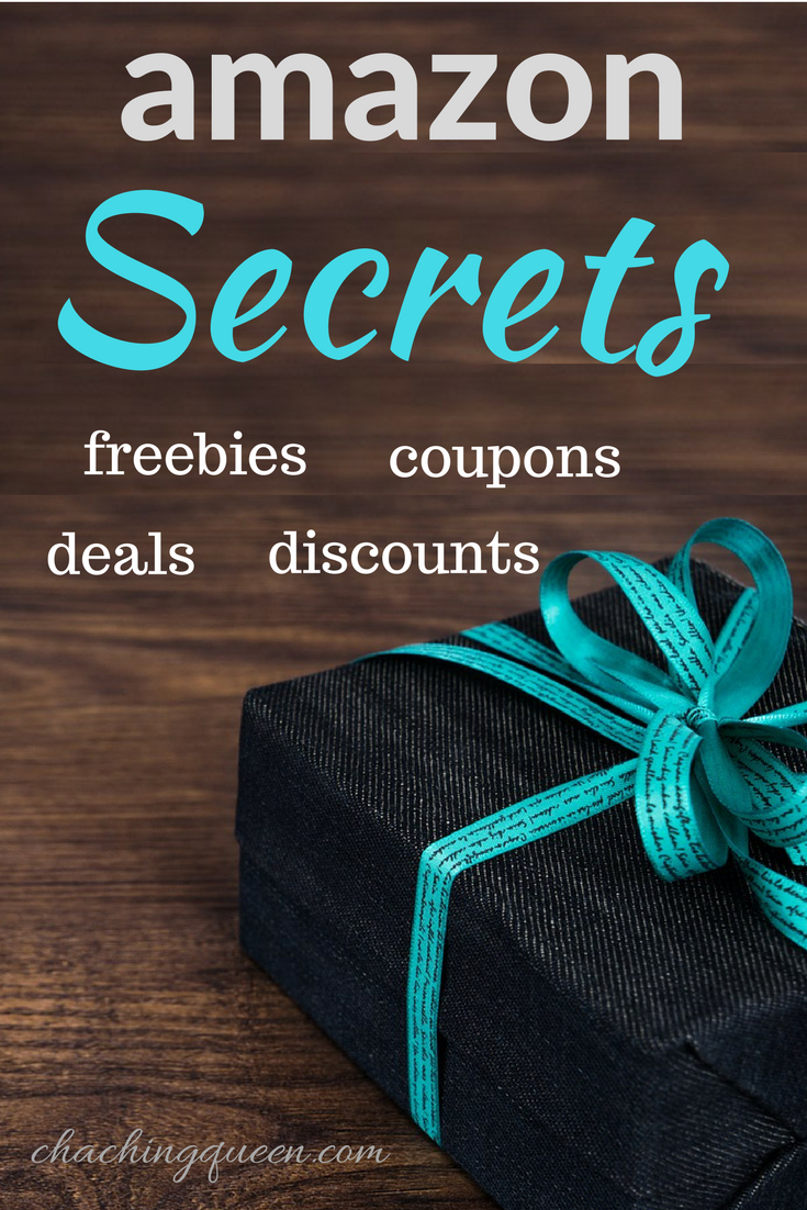 Secrets on How to Get Amazon Coupons, Codes, Free Stuff