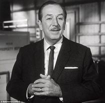 Walt Disney the creator of Mickey Mouse, Disney Movies and Animated Classics  to many to list... But my favorite  Lady and the Tramp, Cinderella, Mary Poppins......