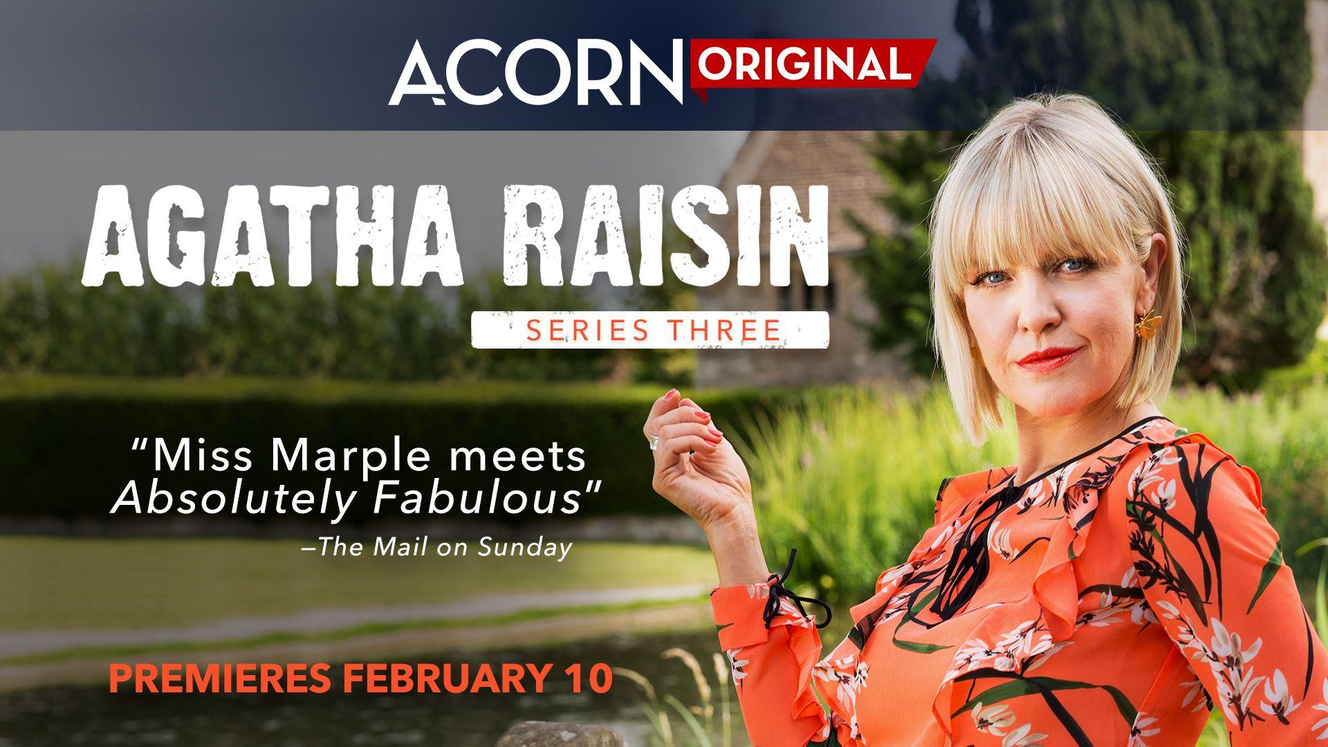 Watch Agatha Raisin On In 2020 Agatha Raisin Agatha Raisin Series