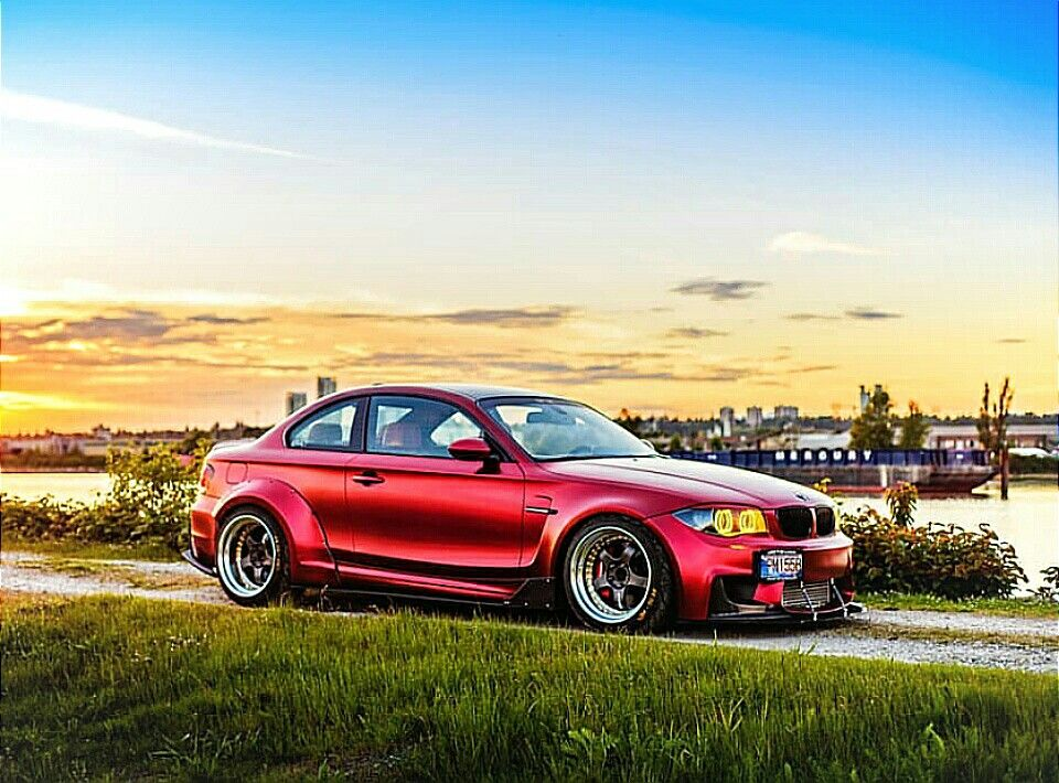 Bmw 135i N5tuner Widebody With Images Bmw 1 Series Bmw Jdm