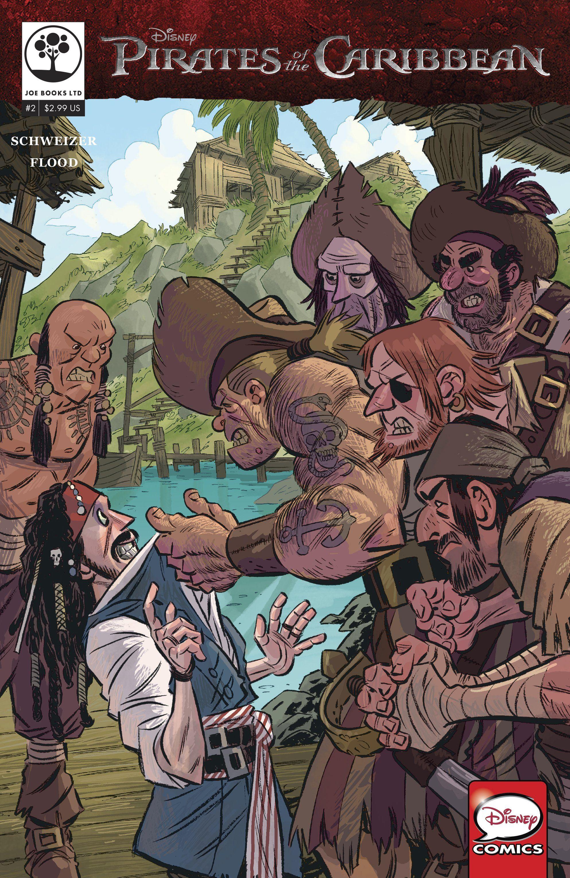 Disney Pirates of the Caribbean #2   Pirates   Pirates of the