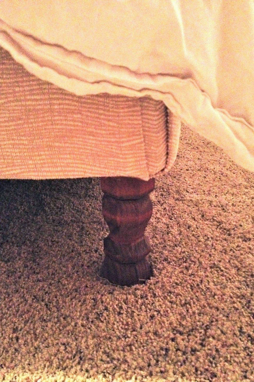 DIY upholstered box spring Upholstered box springs