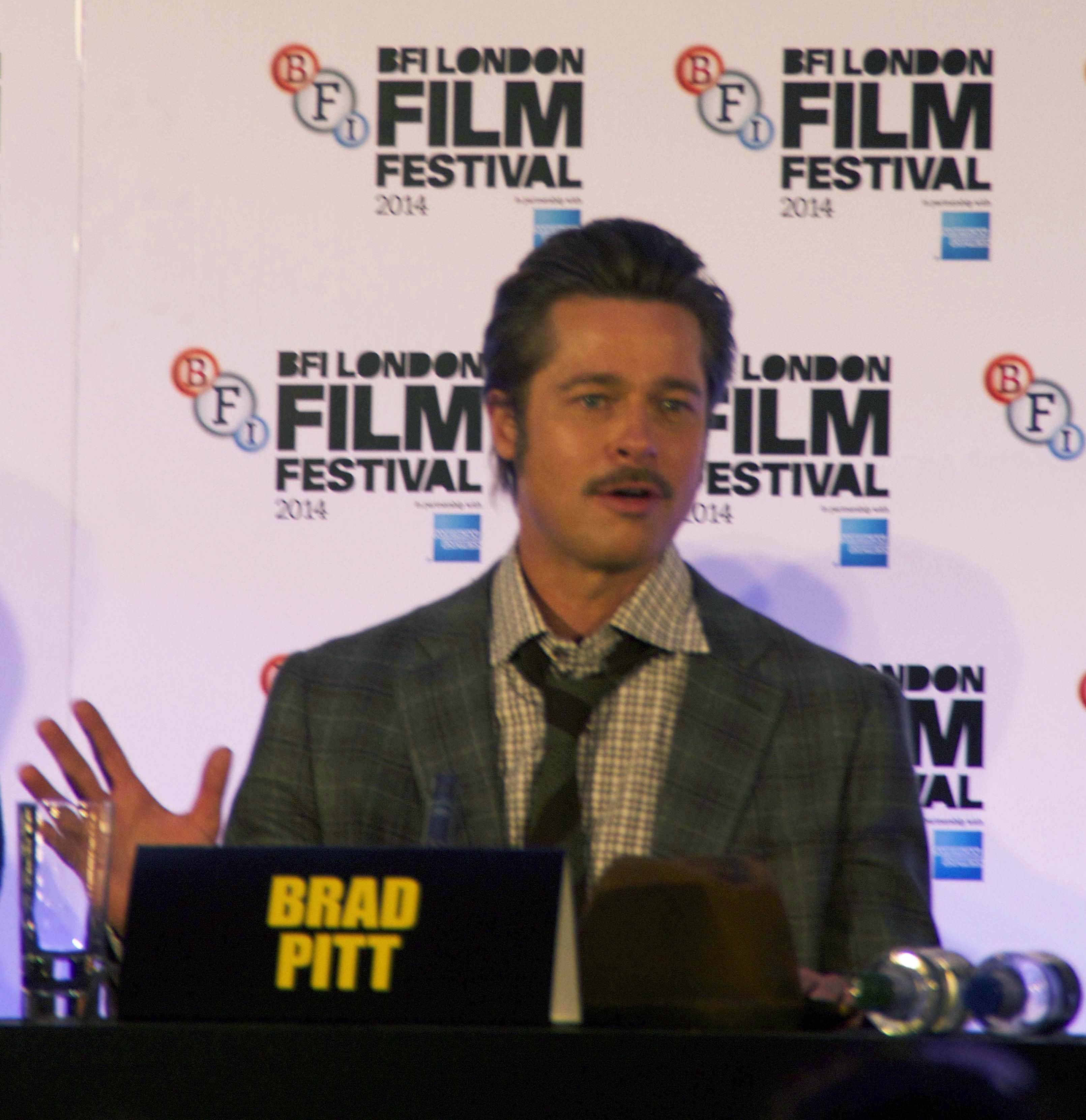 We caught up with Fury's Executive Producer and lead actor, Brad Pitt, Director/Screenwriter David Ayers and the rest of the film's cast at the London Film Festival to gain some insights into the making of this film.