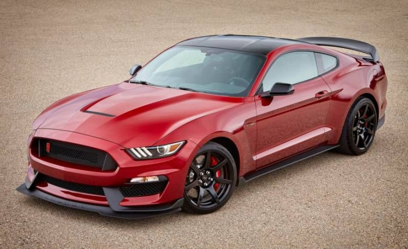 What Can You Say About This Ford Mustang Concept Muscle