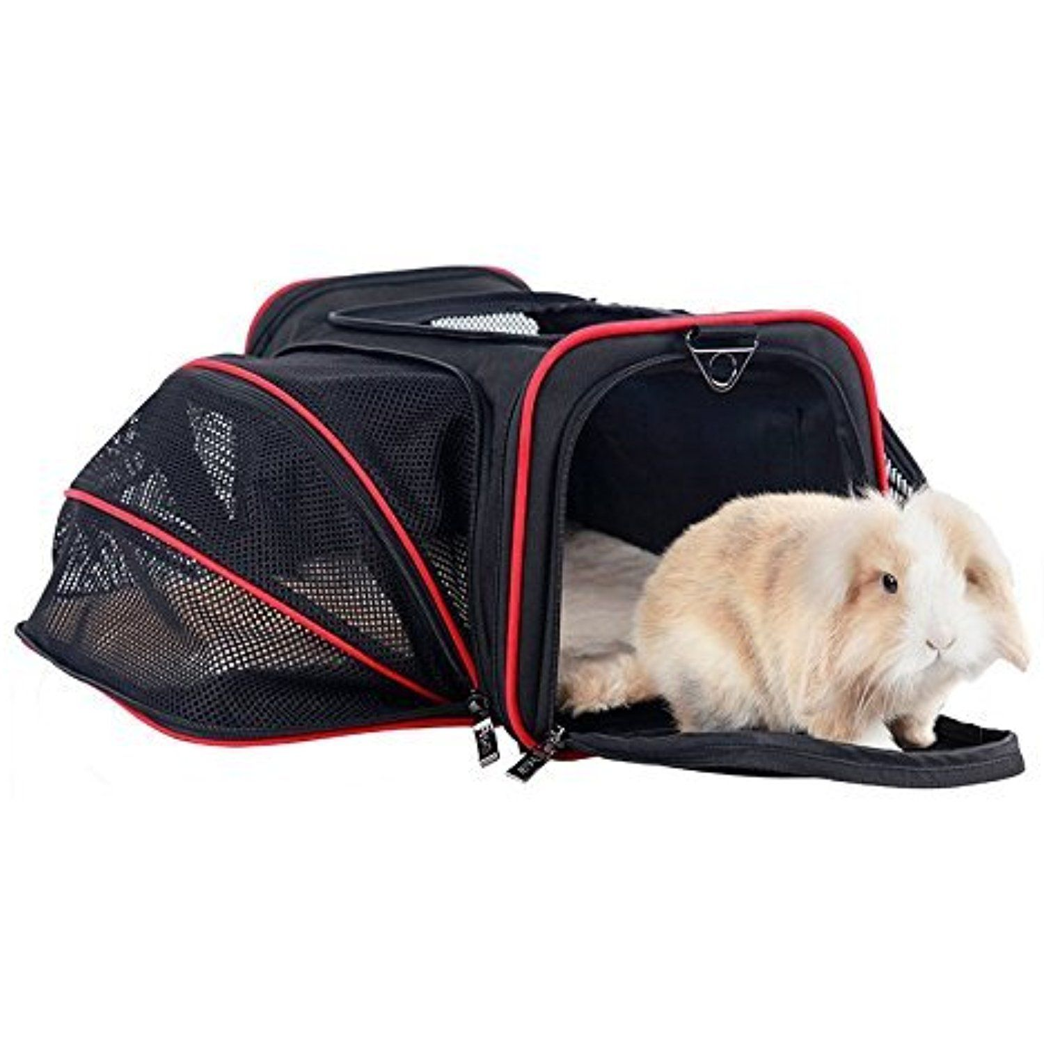 Airline Approved Expandable Pet Carrier By Pet Peppy Two Side Expansion Designed For Cats Dogs Kittens Puppies Dog Travel Bag Pet Carriers Cat Carrier Bag
