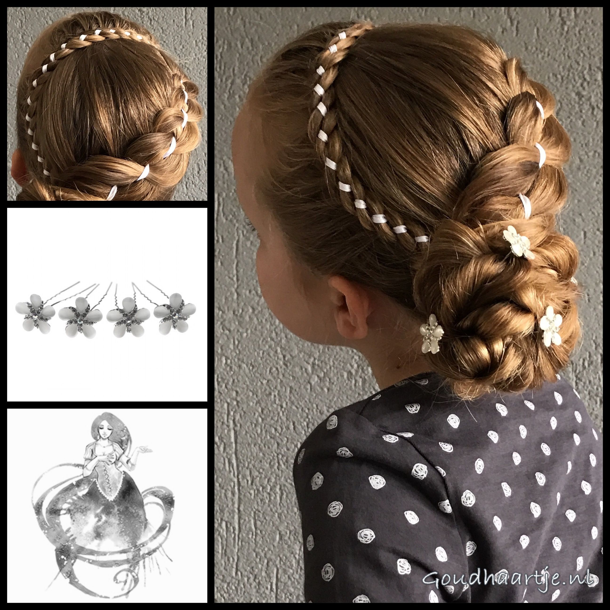 Pin by Ruth Farley on Ribbon Hairstyle Pinterest