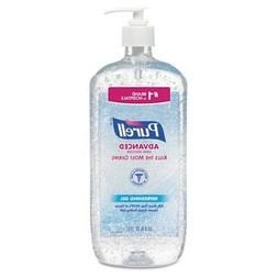 Purell Hand Sanitizer Advanced Travel Sized Jelly Wrap Bottles