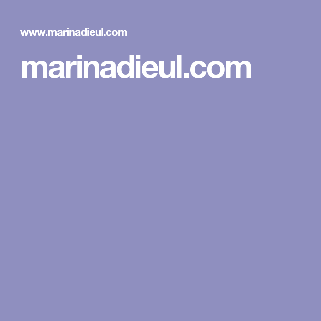 marinadieul.com